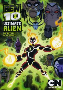 Ben 10: Ultimate Alien: The Return of Heatblast
