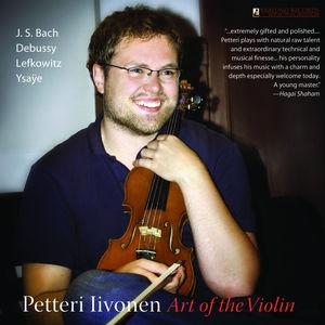 Art of the Violin , Petteri Iivonen
