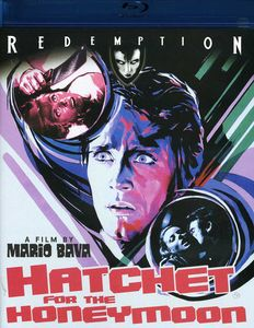 Hatchet for the Honeymoon