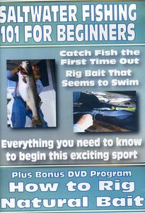 How to Rig Natural Baits and Fishing 101 for Beginners