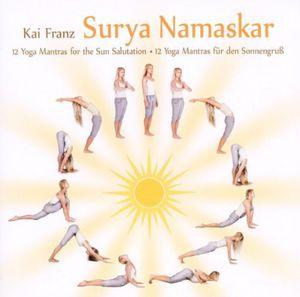 Surya Namaskar: 12 Mantras for the Sun Salutations