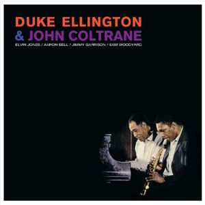 Duke Ellington & John Coltrane [Import]