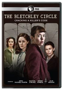 The Bletchley Circle: Season 1 , Anna Maxwell Martin