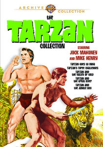 The Tarzan Collection: Starring Jock Mahoney and Mike Henry