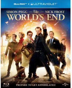 World's End (Blu+Uv) [Import]