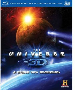 The Universe in 3D: A Whole New Dimension