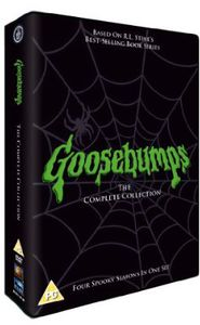 Goosebumps-The Complete Collection [Import]