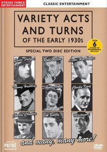 Variety Acts & Turns of the Early 1930s [Import]