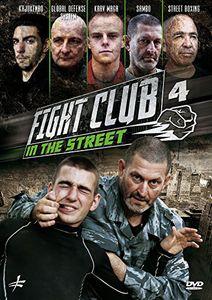 Fight Club in the Street 4: Krav Maga - Street