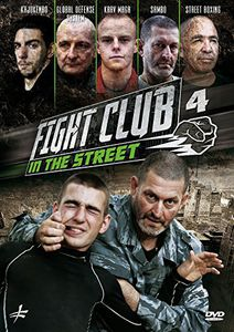 Fight Club in the Street 4: Krav Maga - Street