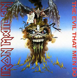Evil That Men Do [Import] , Iron Maiden
