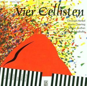Vier Cellisten