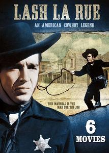 Lash La Rue 6-Film Collection: Volume 1