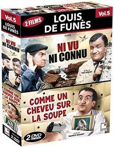 Louis de Funes Coffret Vol. 5 [Import]