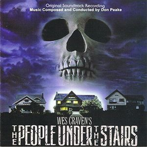 The People Under the Stairs (Original Soundtrack)