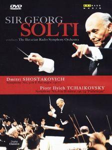 Conducts Shostakovich Sym 9 Tchaikovsky Sym 6 [Import]