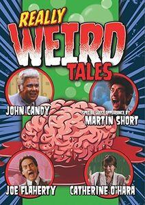 Really Weird Tales
