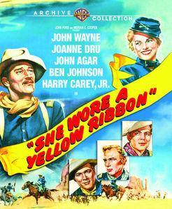 She Wore a Yellow Ribbon , John Wayne