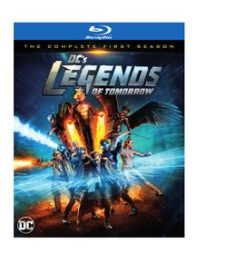 DC's Legends of Tomorrow: The Complete First Season (DC)