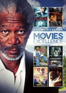 6 Film Collection: Movies of Excellence: Morgan Freeman: Volume 2