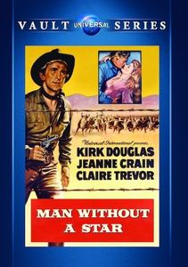 Man Without a Star , Kirk Douglas