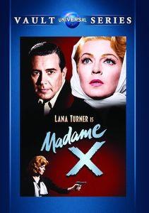 Madame X , Lana Turner