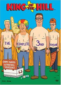 King of the Hill: The Complete 3rd Season