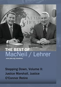 Stepping Down: Volume II: Justice Marshall, Justice O'Connor Retire