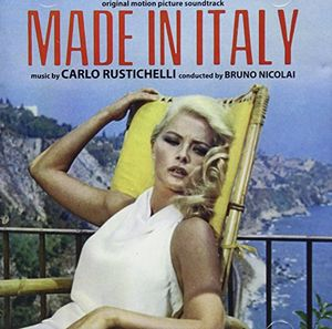 Made In Italy (Original Soundtrack) [Import]