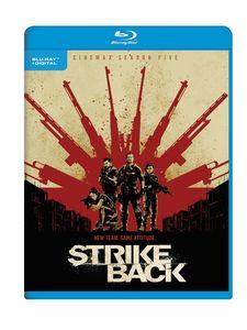 Strike Back: Cinemax Season Five , Daniel MacPherson