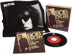 Like A Rolling Stone /  Gates Of Eden [With T-Shirt] [Import] , Bob Dylan