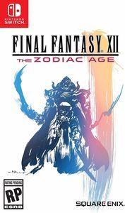 Final Fantasy XII: The Zodiac Age 2 for Nintendo Switch