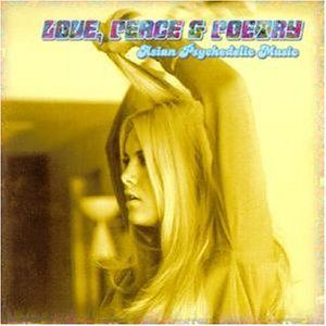 Love Peace & Poetry: Asian Psychedelic Music /  Various , Various Artists
