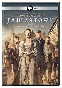 Jamestown: The Complete Season 3