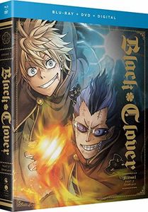 Black Clover: Season One Part Five