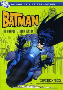 The Batman: The Complete Third Season