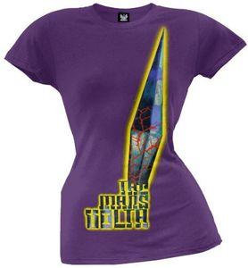 Object I Junior's T-Shirt Brown - L