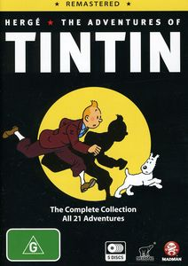Adventures of Tintin Remastered [Import]