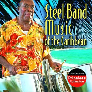 Steel Band Music Of The Caribbean