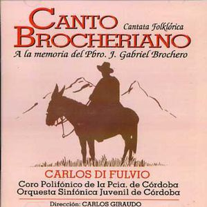 Canto Brocheriano [Import]