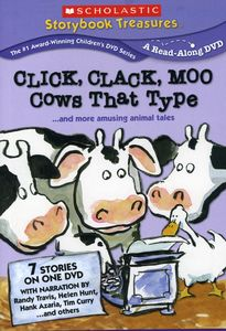 Click, Clack, Moo: Cows That Type...And More Amusing Animal Tales
