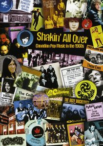 Shakin All Over: Canadian Pop Music in the 60's [Import]