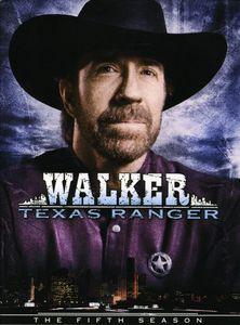 Walker Texas Ranger: The Fifth Season