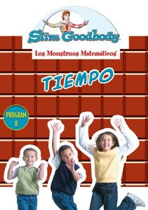 Slim Goodbody Monstrous Matematicos: Tiempo (Spanish)
