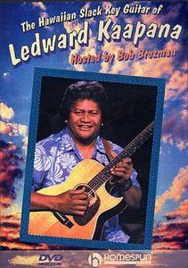 Hawaiian Slack Key Guitar of Ledward Kaapana