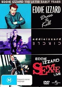 Eddie Izzard: The Later Early Years [Import]