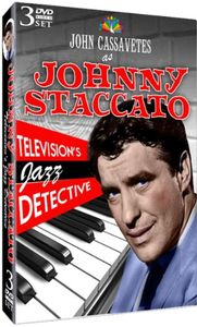 Johnny Staccato: Television's Jazz Detective