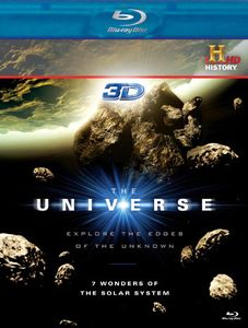The Universe: 7 Wonders of the Solar System