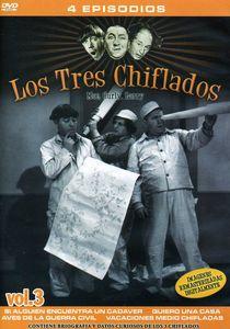 Vol. 3-Los Tres Chifladso [Import]