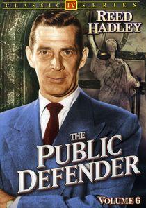 The Public Defender: Volume 6